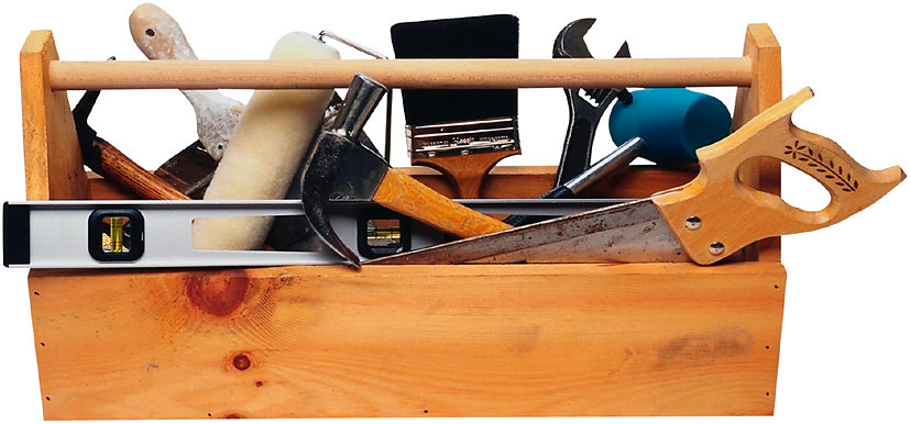 wooden-tool-box-with-tools